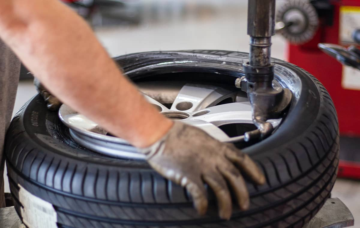 Bánh xe và lốp xe